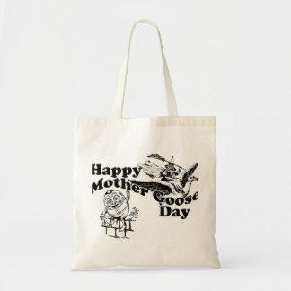 Día de la mamá ganso bolsas