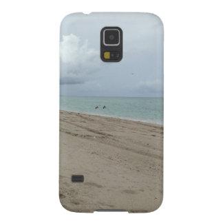 Día de la playa funda de galaxy s5