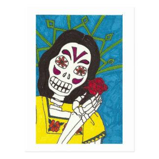Dia de la Rosa Postcards