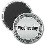 Día de la semana miércoles iman