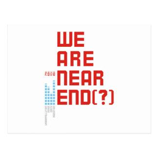 Día de la Tierra 2009 22 de abril somos el extremo Postales