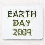 Día de la Tierra 2009 Alfombrillas De Raton