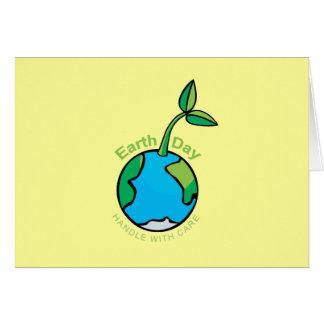 Día de la Tierra 2009 Tarjeta