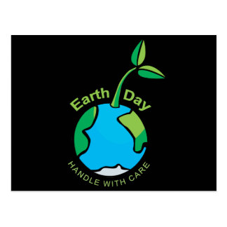 Día de la Tierra 2009 Tarjeta Postal