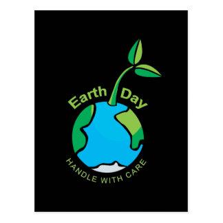Día de la Tierra 2009 Tarjetas Postales