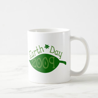 Día de la Tierra 2009 Taza