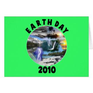 Día de la Tierra 2010 Felicitación