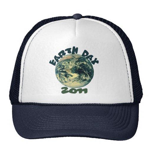Día de la Tierra 2011 Gorro