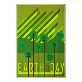 Día de la Tierra 2011 Póster