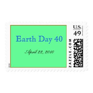 Día de la Tierra 40, el 22 de abril de 2010 Envio