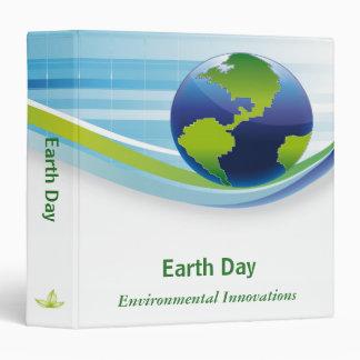 """Día de la Tierra ambiental Carpeta 1 1/2"""""""