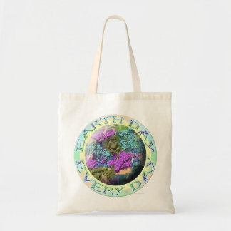 ¡Día de la Tierra cada día! Bolsas Lienzo