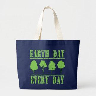 Día de la Tierra cada día Bolsa