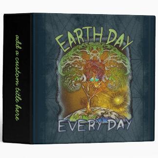 """Día de la Tierra cada día personalizado Carpeta 2"""""""