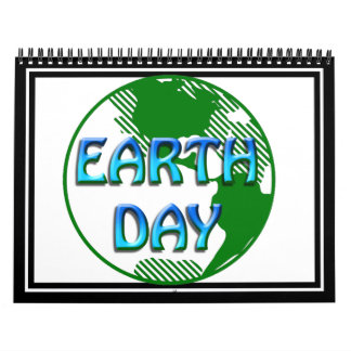 Día de la Tierra - Calendario