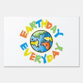Día de la Tierra Cartel
