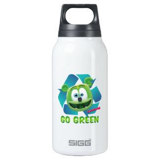Día de la Tierra de Gummibär (el oso gomoso) Botella Isotérmica De Agua