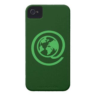 Día de la Tierra, @earth Carcasa Para iPhone 4 De Case-Mate