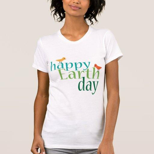 Día de la Tierra feliz Camiseta