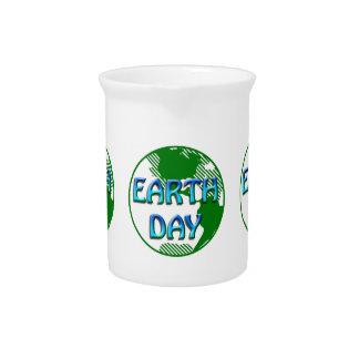 Día de la Tierra - Jarras Para Bebida