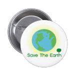 Día de la Tierra Pin
