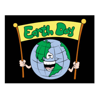 Día de la Tierra Postales