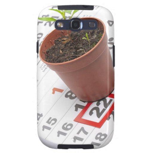 Día de la Tierra Samsung Galaxy S3 Cárcasas