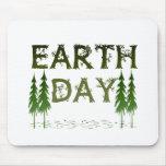 Día de la Tierra Tapete De Ratón