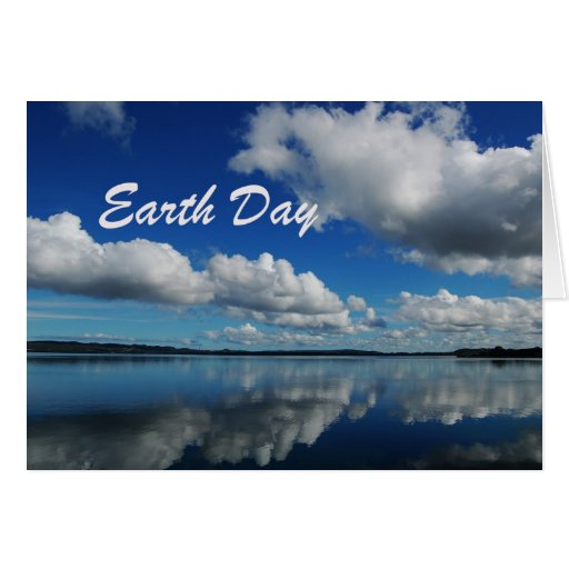 Día de la Tierra Tarjeta De Felicitación