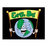 Día de la Tierra Tarjeta Postal