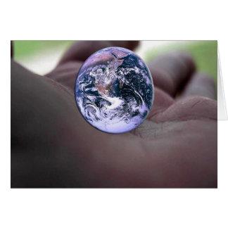 Día de la Tierra Tarjeton