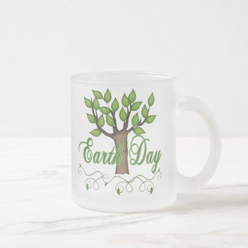 Día de la Tierra Tazas