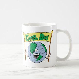 Día de la Tierra Tazas De Café