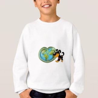 Día de la Tierra y Bubba Sudadera