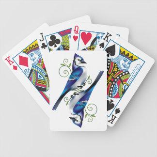 Día de la urraca baraja de cartas