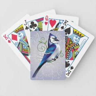 Día de la urraca barajas de cartas