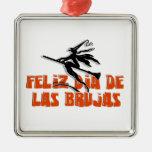 Dia de Las Brujas Ornamento De Reyes Magos