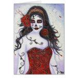Día de Loretta de la tarjeta muerta por Renee