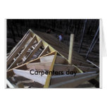 Día de los carpinteros felicitaciones