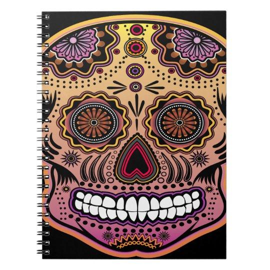 dia de los muertes notebook