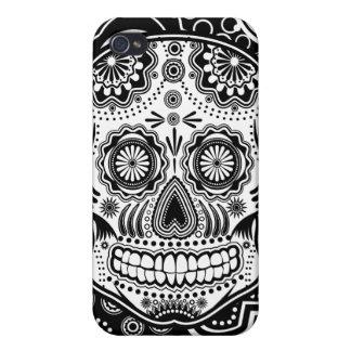 Dia De Los Muertes Sugar Skull iPhone 4/4S Cover
