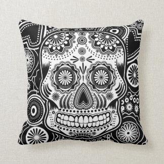 Dia De Los Muertes Sugar Skull Pillows