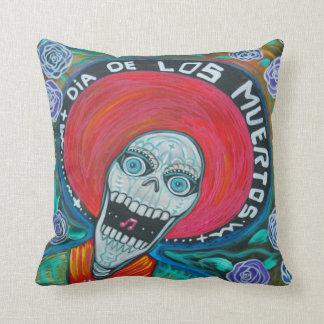 Dia De Los Muertos American MoJo Pillow