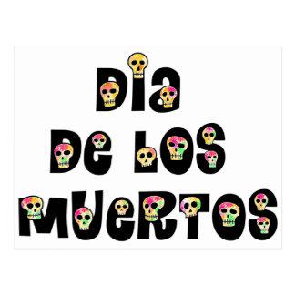 Dia De Los Muertos Calaveras