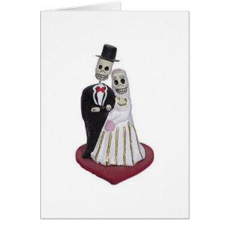 Dia de los Muertos Card