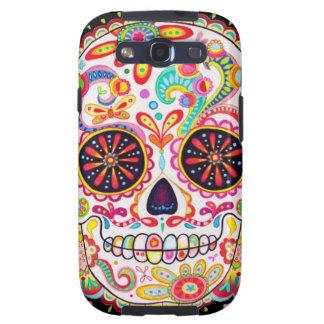Dia de los Muertos Galaxy S3 Case