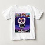 Dia de los Muertos Catrina por Prisarts T-shirt