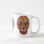 Dia de los Muertos / Day of the Dead Classic White Coffee Mug