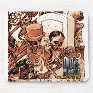Dia De Los Muertos - Day Of The Dead Mousepad