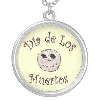 Dia de los muertos - day of the dead necklace